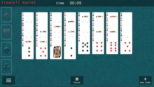 FreeCell Free: Solitaire 2019 screenshot 4