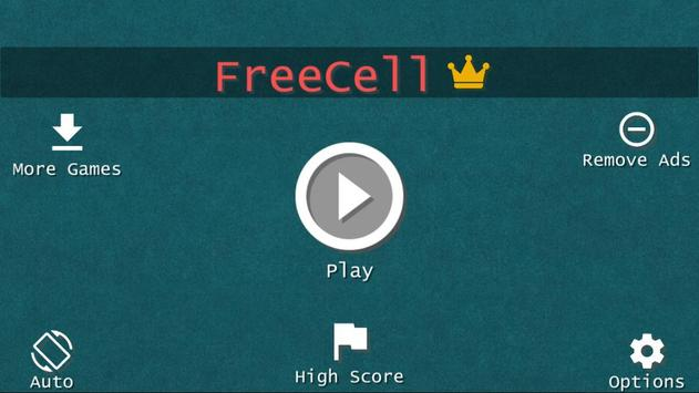 FreeCell Free: Solitaire 2019 screenshot 3