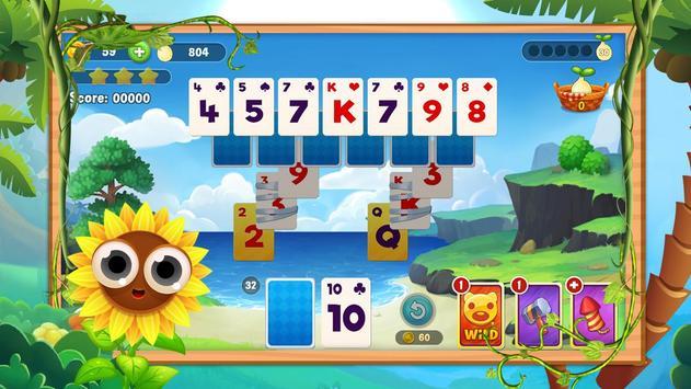 Klassischer Solitaire Panda Screenshot 6