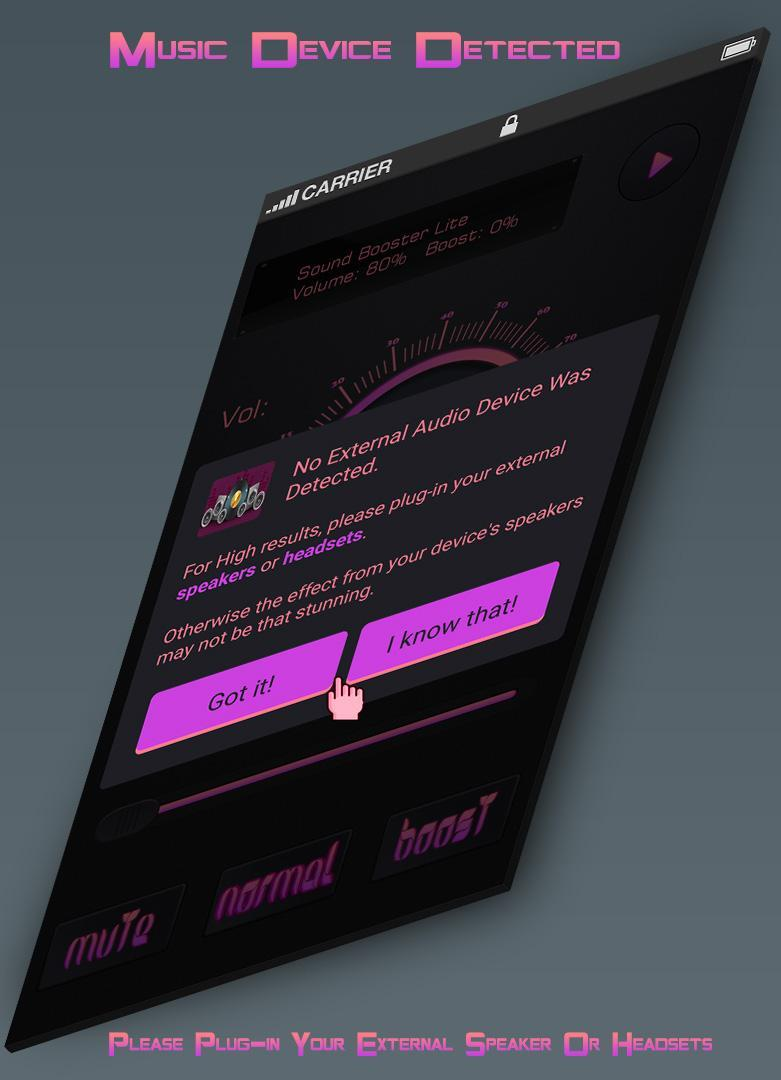Sound Booster Lite for Android - APK Download