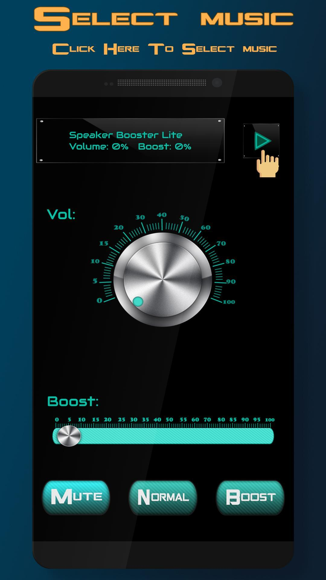 Speaker Booster Lite for Android - APK Download