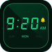 Digital Alarm Clock - Bedside Clock, Stopwatch