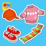 Clothes Cards (Learn Languages)