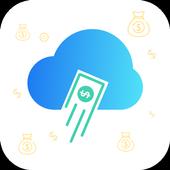 Cloud Cash biểu tượng