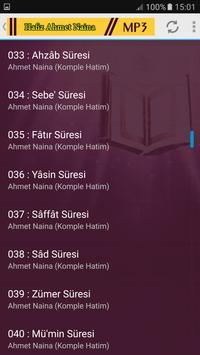 Ahmet Naina kuranı kerim Mp3 screenshot 2
