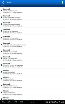 CloudDiskHD screenshot 4