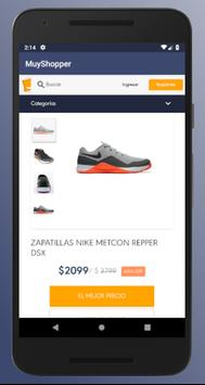 MuyShopper screenshot 2