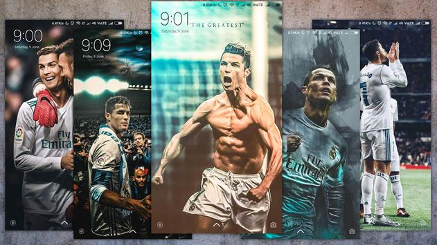 🔥 Cristiano Ronaldo Wallpapers 4K | Full HD 😍 poster
