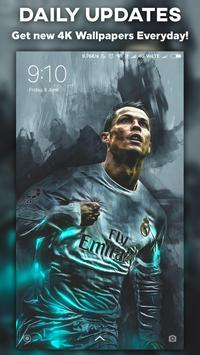 🔥 Cristiano Ronaldo Wallpapers 4K | Full HD 😍 screenshot 2