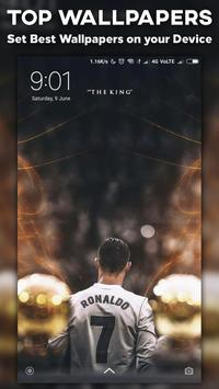 🔥 Cristiano Ronaldo Wallpapers 4K | Full HD 😍 screenshot 4