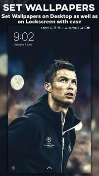 🔥 Cristiano Ronaldo Wallpapers 4K | Full HD 😍 screenshot 5