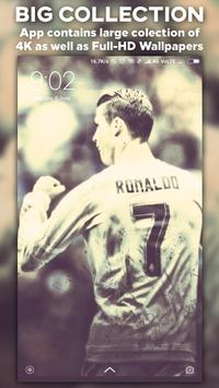 🔥 Cristiano Ronaldo Wallpapers 4K | Full HD 😍 screenshot 6