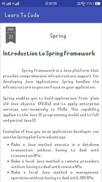 Learn To Code screenshot 3