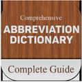 Abbreviation Dictionary