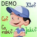 Gramatyka dla Dzieci Demo APK