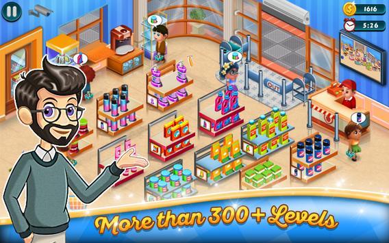 Supermercado Tycoon captura de pantalla 1