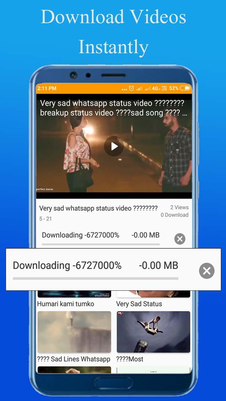 Leading Video Status — Video Downloader 1