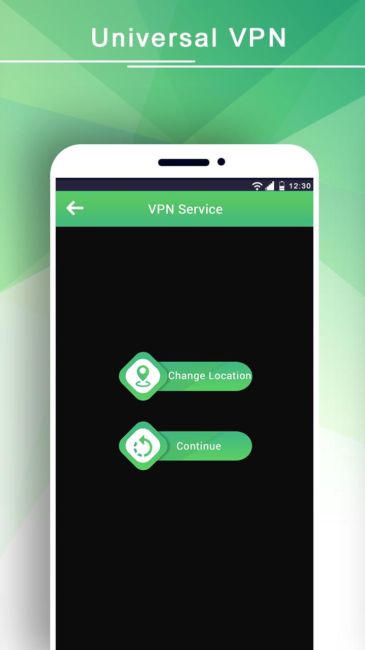 Universal VPN for Android - APK Download