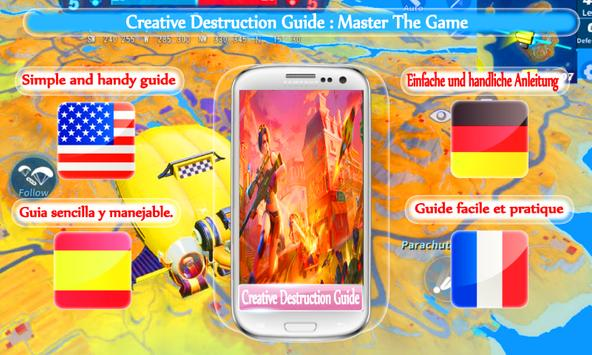 Creative Destruction Guide screenshot 2