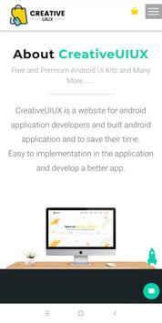 CreativeUIUX screenshot 3