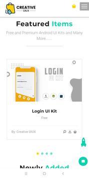 CreativeUIUX screenshot 2