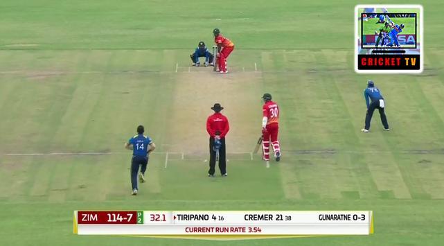 Live Cricket Tv & Live Cricket Score. Cricket Info screenshot 4