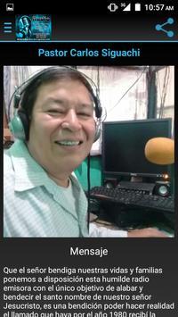 Radio Cristo Es La Respuesta screenshot 1