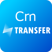 Crn Transfer - Share any files with friends icon