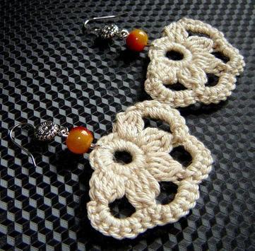 Crochet Jewelry poster