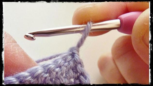 Learn to crochet step by step screenshot 3