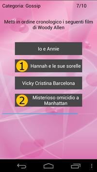 Gossip Quiz screenshot 4