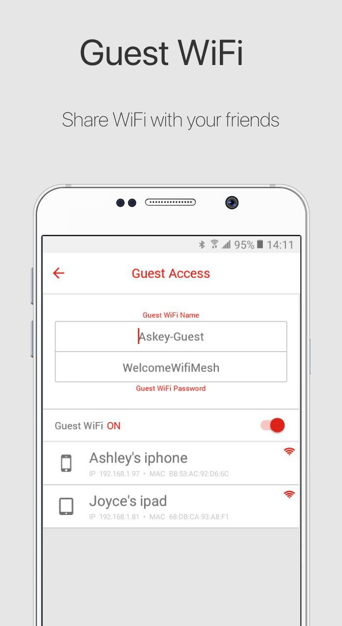 Askey WiFi Mesh for Android - APK Download