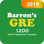 Barron's GRE 1200 High Frequency Words - Hindi icon