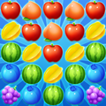 Fruit Pop Party - Match 3 game