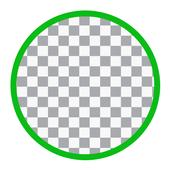 Gomme de fond - Gomme magique et fond transparent icône