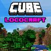 CUBE LocoCraft Crafting Exploration أيقونة