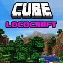 CUBE LocoCraft Crafting Exploration APK