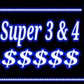 Super pick 3&4 Lottery
