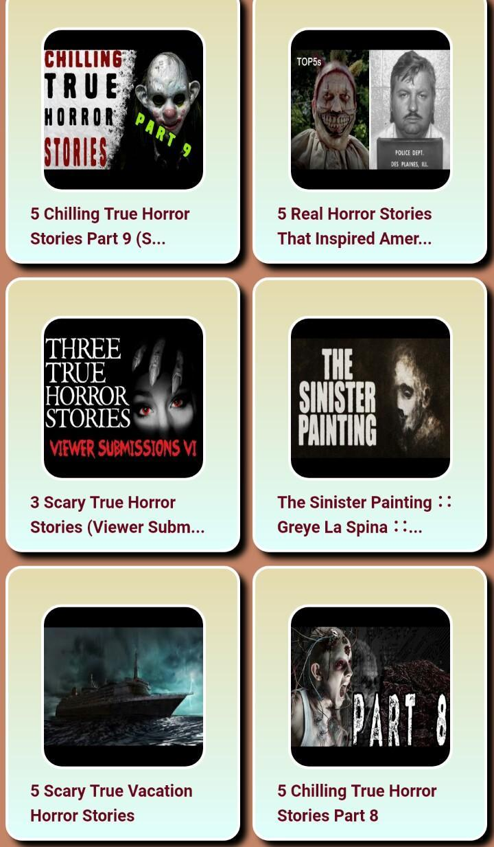 Stories Horror for Android - APK Download