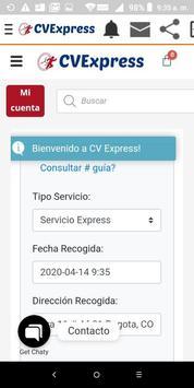 CVExpress Empresarial 24 Horas screenshot 1