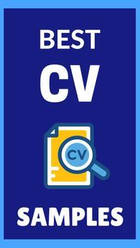 CV Samples poster