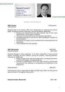 CV Samples screenshot 6
