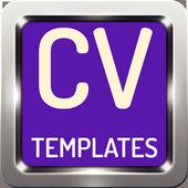 CV Templates ícone