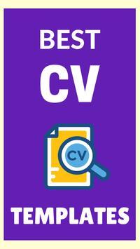 CV Templates Cartaz