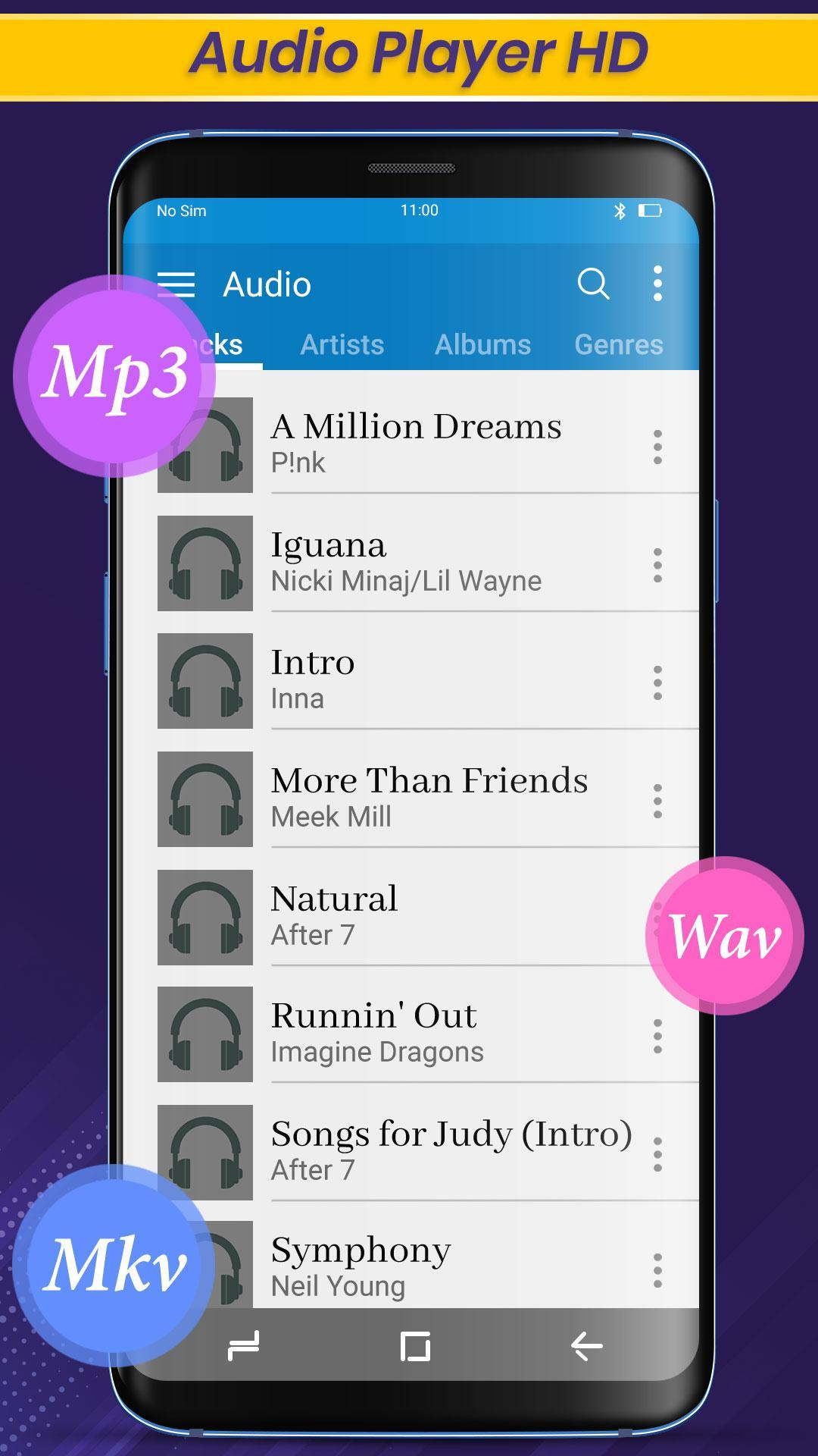 Video player - Music Player & km player video app for Android - APK