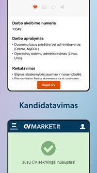 CVMarket.lt screenshot 2