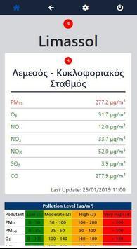 Air Quality screenshot 2