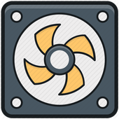 CPU Cooler Phone Cleaner & Booster icon