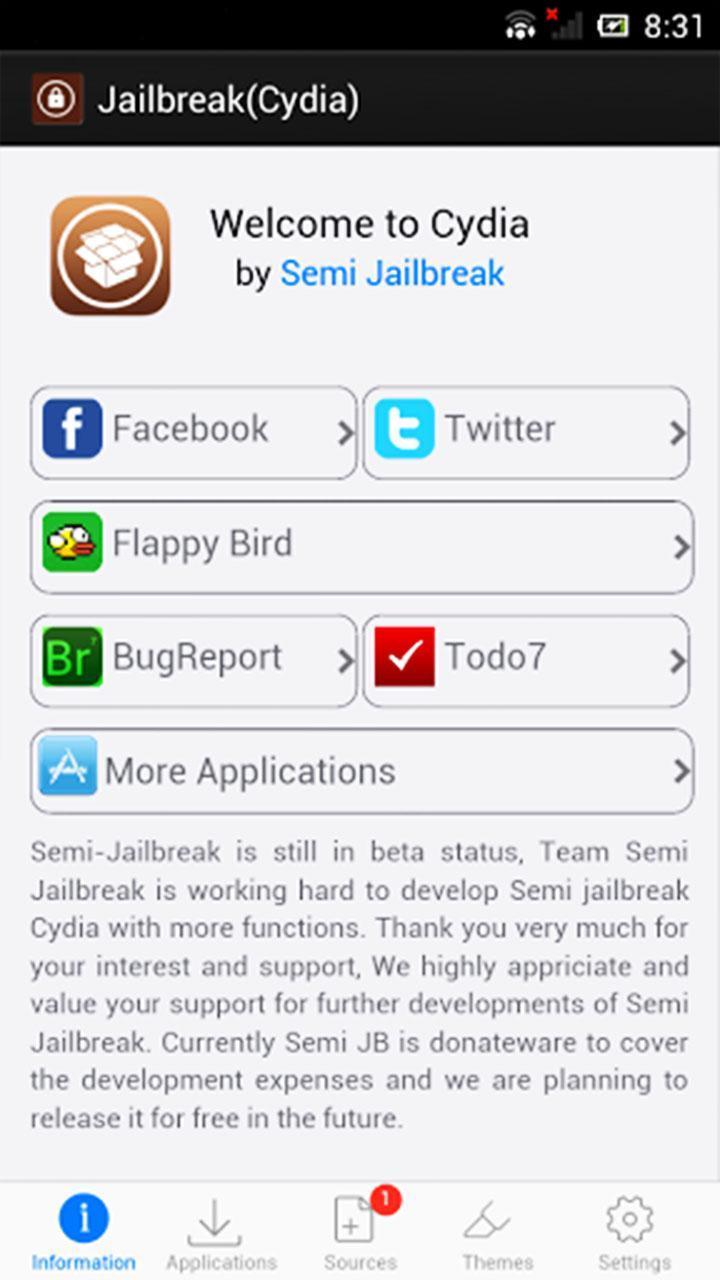 Cydia Tweak & Source For Android for Android - APK Download