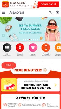 Cyprus online shopping apps-Cyprus Online Store screenshot 2